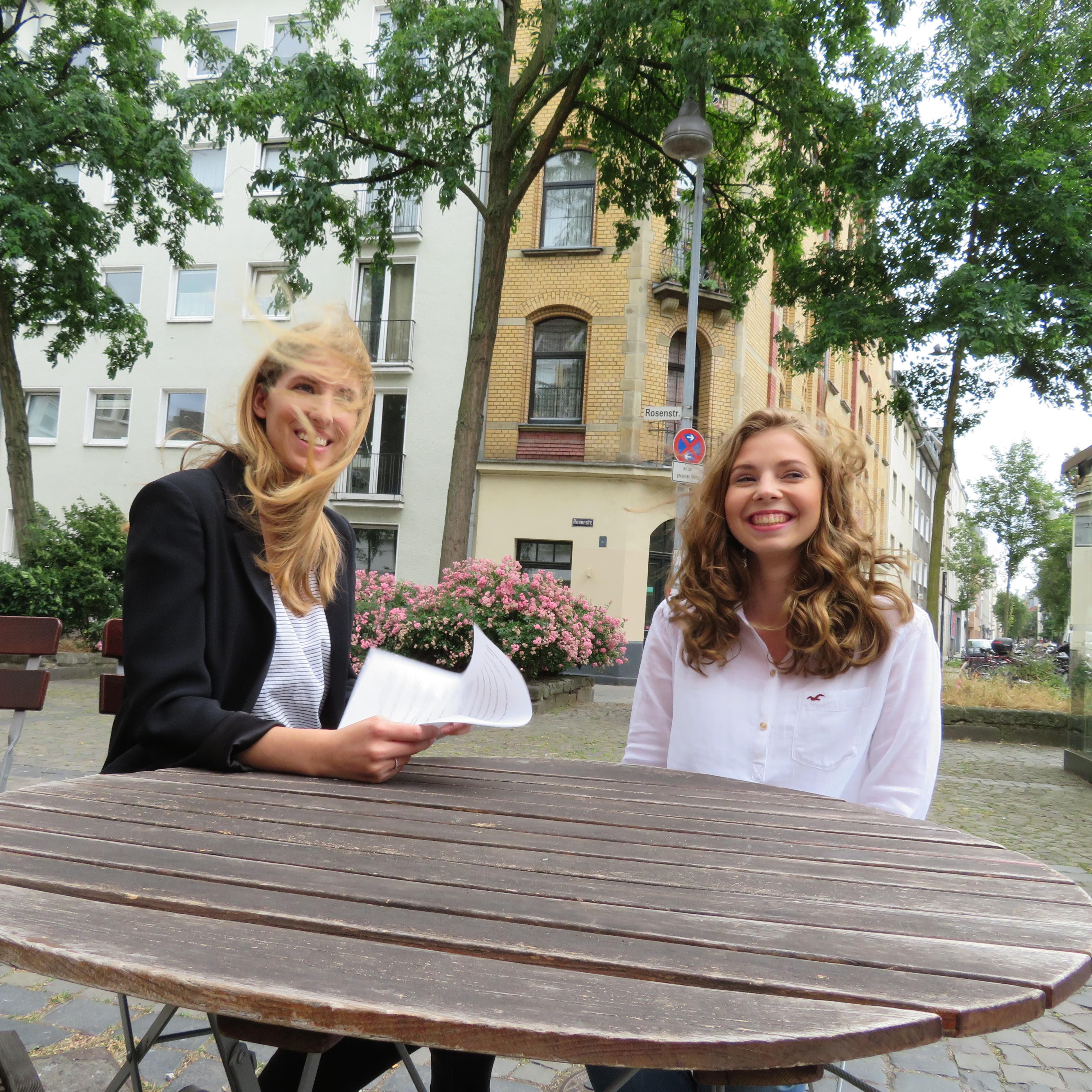 Interview mit Model